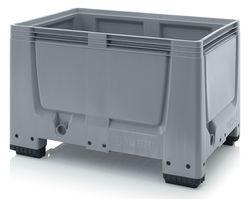 ABBBG 1208 Bigbox zárt műanyag konténer 120x80x79 cm