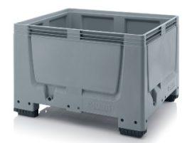 ABBBG 1210  Bigbox zárt műanyag konténer 120x100x79 cm
