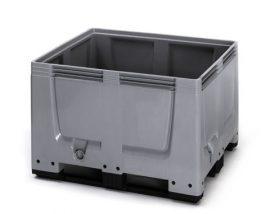 ABBBG 1210K  Bigbox zárt műanyag konténer 120x100x79 cm