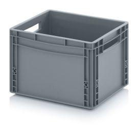 ABEG 43/27 Műanyag láda 40x30x27 cm