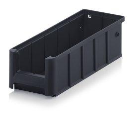 ESD nyitott tárolódoboz, 30x11,7x9 cm