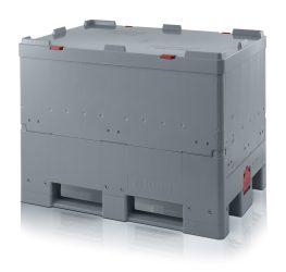 IBC 500 Összesukható IBC / BAG IN BOX rendszer konténer 120x80x91 cm