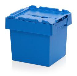 ABMBD 4332 Műanyag  láda 40x30x34 cm