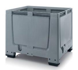 ABMBG 1210  Bigbox zárt műanyag konténer 120x100x100 cm