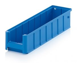 Polc- és anyagtároló doboz, 40x11,7x9 cm