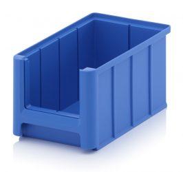 Nyitott tárolódoboz, 22,5x15x12,5 cm