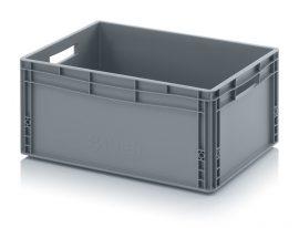 ABEG 64/27 Műanyag láda 60x40x27 cm