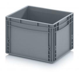 ABEG 43/27 HG  Műanyag láda 40x30x27 cm