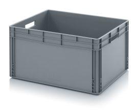 ABEG 86/42  Műanyag láda 80x60x42 cm