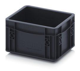 ABESD EG 21512 HG műanyag láda 20 x 15 x 13,5 cm