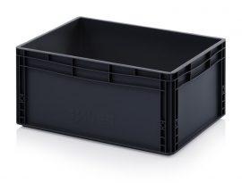 ABESD EG 64/27 HG műanyag láda 60 x 40 x 27 cm