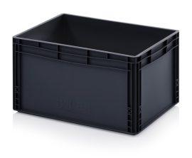 ABESD EG 64/32 HG műanyag láda 60 x 40 x 32 cm