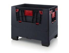 ABESD KLK 1208 összecsukható konténer 120x80x100 cm