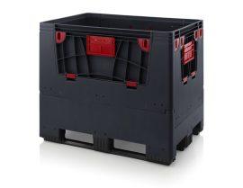 ABESD KLK 1208K összecsukható konténer 120 x 80 x 100 cm
