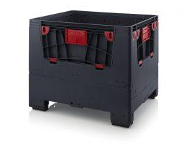 ABESD KLK 1210 összecsukható konténer 120 x 100 x 100 cm