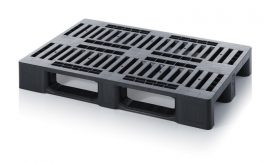ABMPHD 1208 OS erősített műanyag raklap 120 x 80 x 16 cm