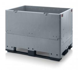 ABGLT 1208 /91K Összecsukható konténer  120 x 80 x 88 cm