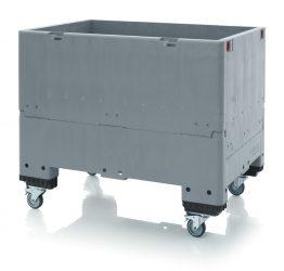 ABGLT 1208/91RB Összecsukható konténer 120x80x88 cm
