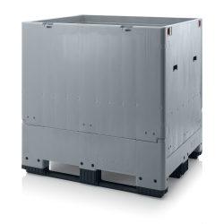 ABGLT 1210/125K Összecsukható konténer 120x100x122 cm