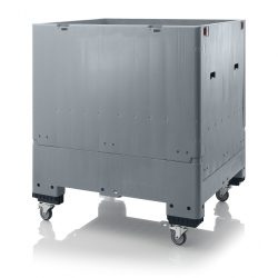 ABGLT 1210/125RB Összecsukható konténer 120 x 100 x 122 cm