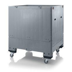 ABGLT 1210/125R Összecsukható konténer 120 x 100 x 122 cm