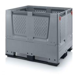 ABKLO 1210K Összehajtható szellőzőréses Bigbox 120 x 100 x 100 cm