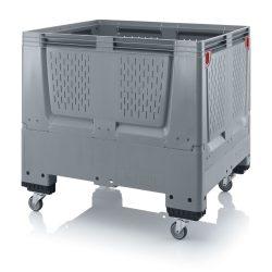 ABKLO 1210R Bigbox Összehajtható Szellőzőréses Bigbox 120 x 100 x 114 cm