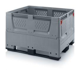 ABKSO 1210K Összehajtható Szellőzőréses Bigbox 120 x 100 x 79 cm