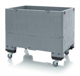 ABGLT 1208-91R Összecsukható konténer   120x80x88 cm