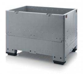 ABGLT 1208/91 Összecsukható konténer  120x80x88 cm