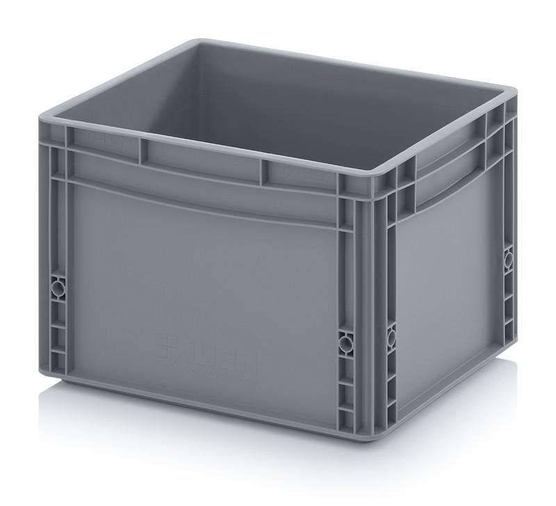 EG 43/27 HG Műanyag láda 40x30x27 cm