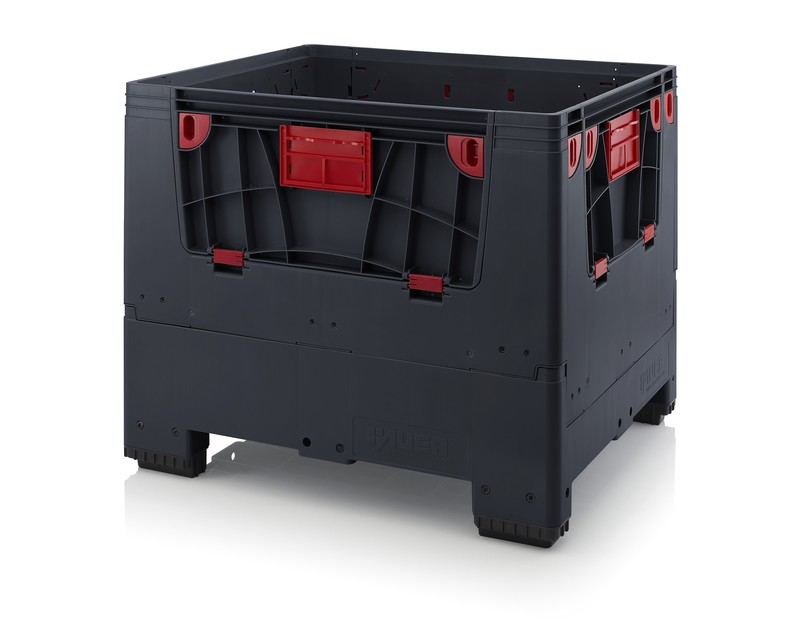 ESD KLK 1210 összecsukható konténer 120 x 100 x 100 cm