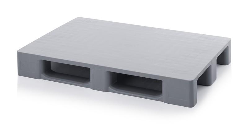 H 1208 OS tisztatéri raklap perem nélkül 120 x 80 x 15,2 cm
